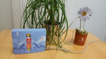 Art-duino : fabriquer des objets connectés créatifs