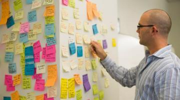 Developing Software Using Design Thinking