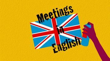 Conduite de réunion en anglais