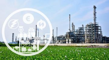 Biorefinery: From Biomass to Building Blocks of Biobased Products