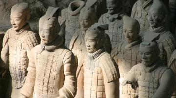 China's First Empires and the Rise of Buddhism