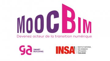 MOOCBIM : Devenez acteur de la transition numérique