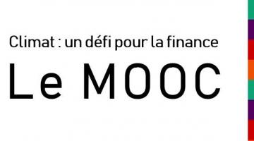 MOOC Climat : Un défi pour la finance
