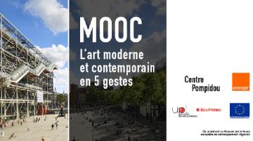 L'art moderne et contemporain en 8 gestes
