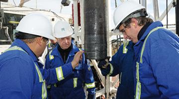 石油和天然气井运行管道导论