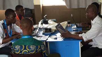 Afrique innovation : MOOC Développeur