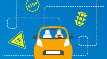 Parcours Réussissez l'examen du Code de la route