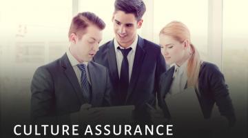 Culture assurance