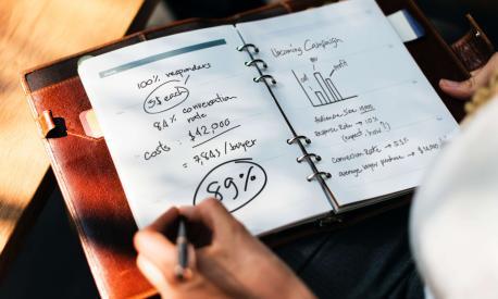 Faire un business plan : exemple de business plan