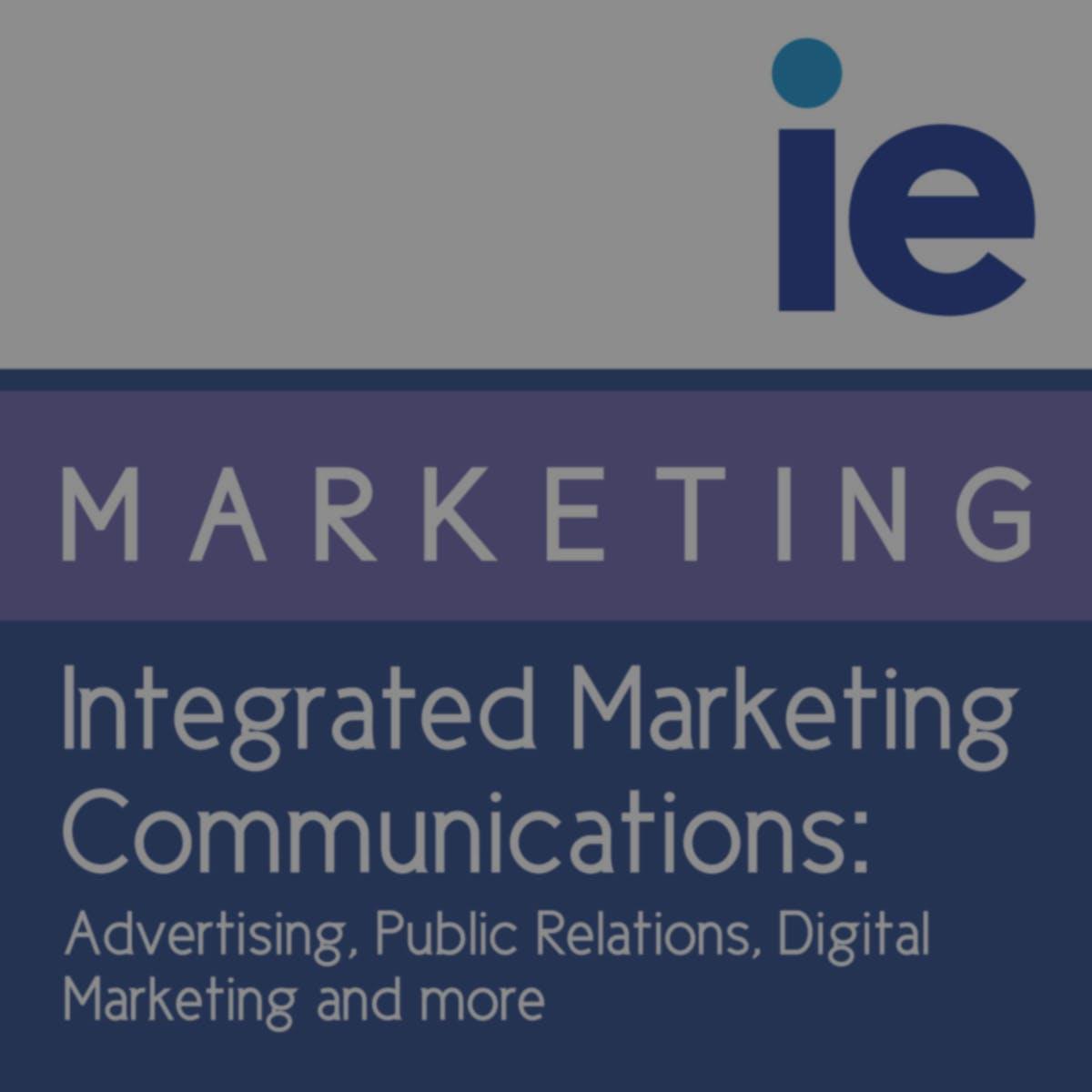 Integrated marketing communications advertising public - Salon marketing digital ...